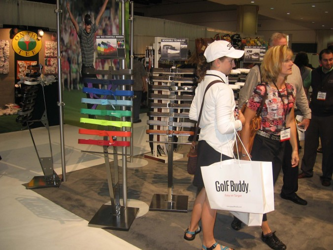 PGA Golf Show in Orlando, Florida - Check out Sharn's work in action!