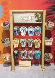 Flip flop display