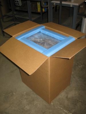 Eye glass display packaging