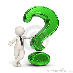 question mark blank guy