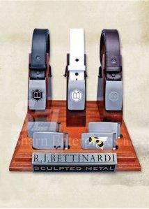 Belt & Buckle Display