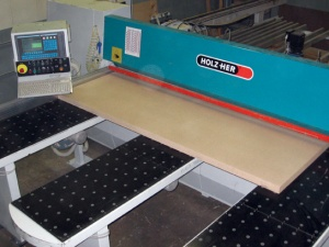 HOLZHER Panel Saw