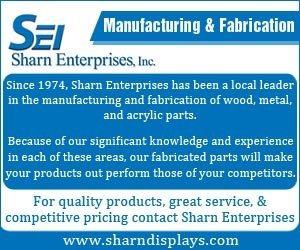 Patch ad for Fabrication and Manufacturing