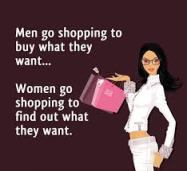 women shopper