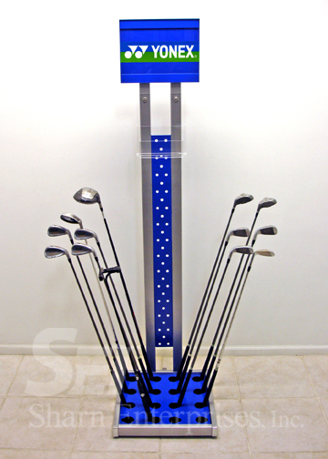 07. Golf Club Display-1