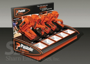 10.7 Power Tool Display