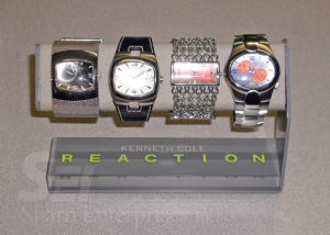 4-Piece Watch Display