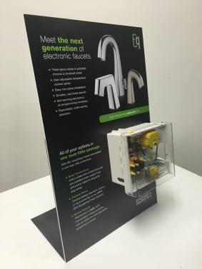EQ Faucet Display