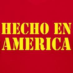 Hecho-En-America-Women-s-T-Shirts