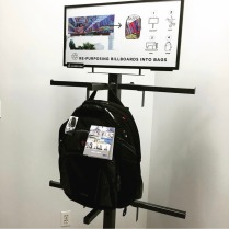 Backpack Display