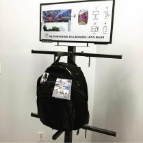 Backpack Display